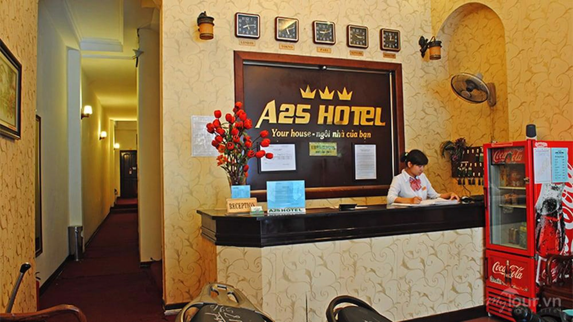 Gallery image of A25 Hotel Hang Thiec