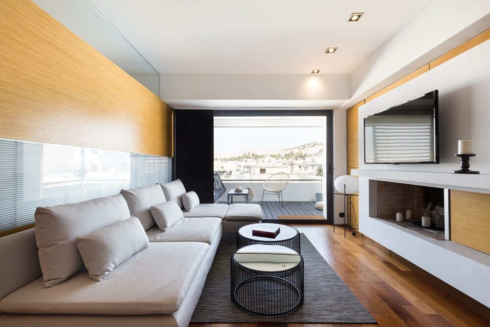 EMST Museum 1BD Apartment with Acropolis view by UPSTREET