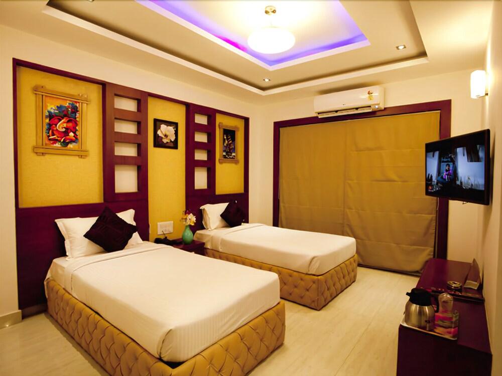Gallery image of Bhagini Suites A Boutique Suites