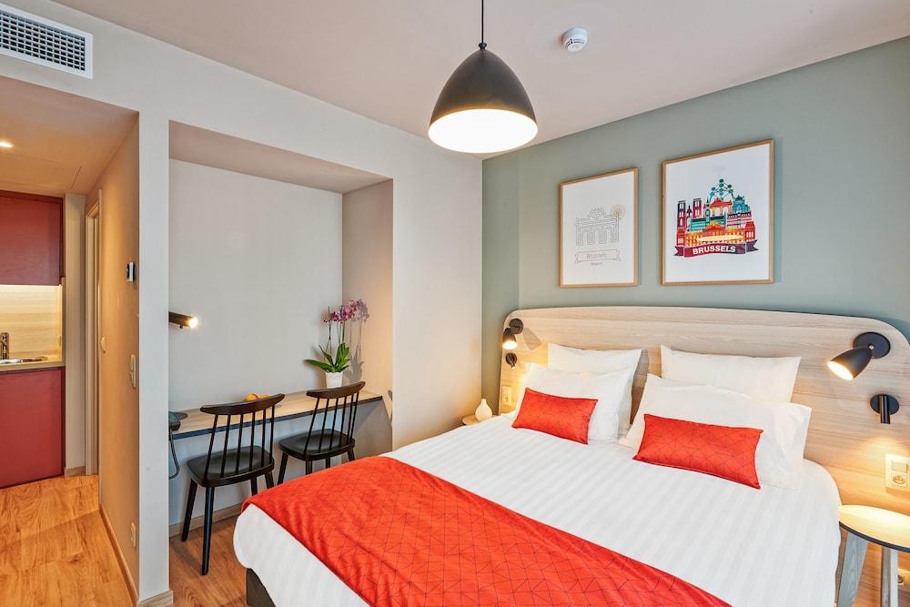 Appart'City Confort Bruxelles Centre Midi