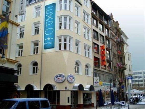 Hotel Expo Frankfurt City Centre