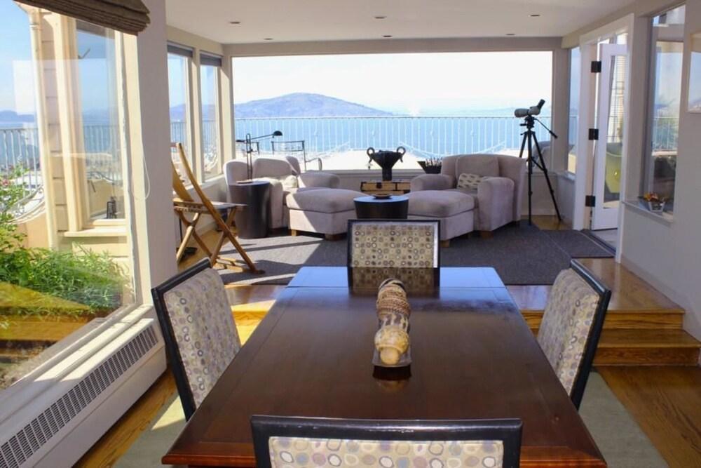 Ocean View Terrace Apartment