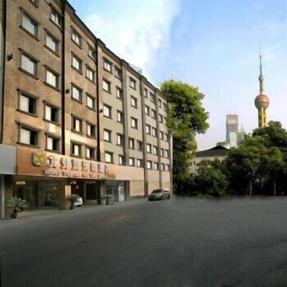 Hotel Topsun On The Bund Shanghai