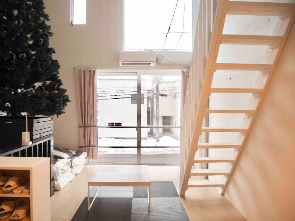 Sapporo Kita 18 jo house