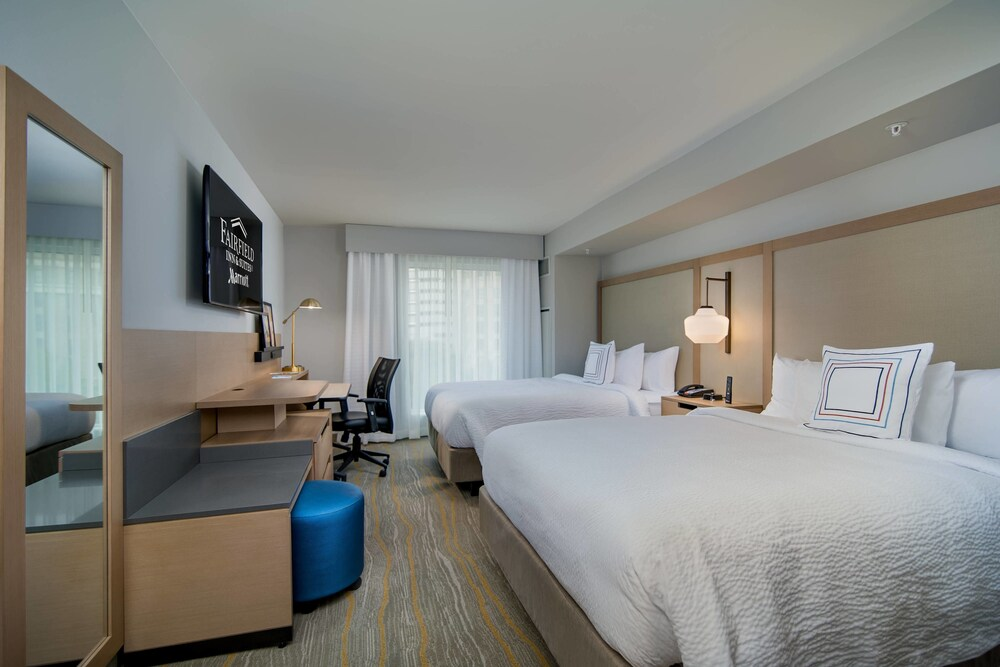 Gallery image of Fairfield Inn & Suites Fort Worth Downtown Convention Center