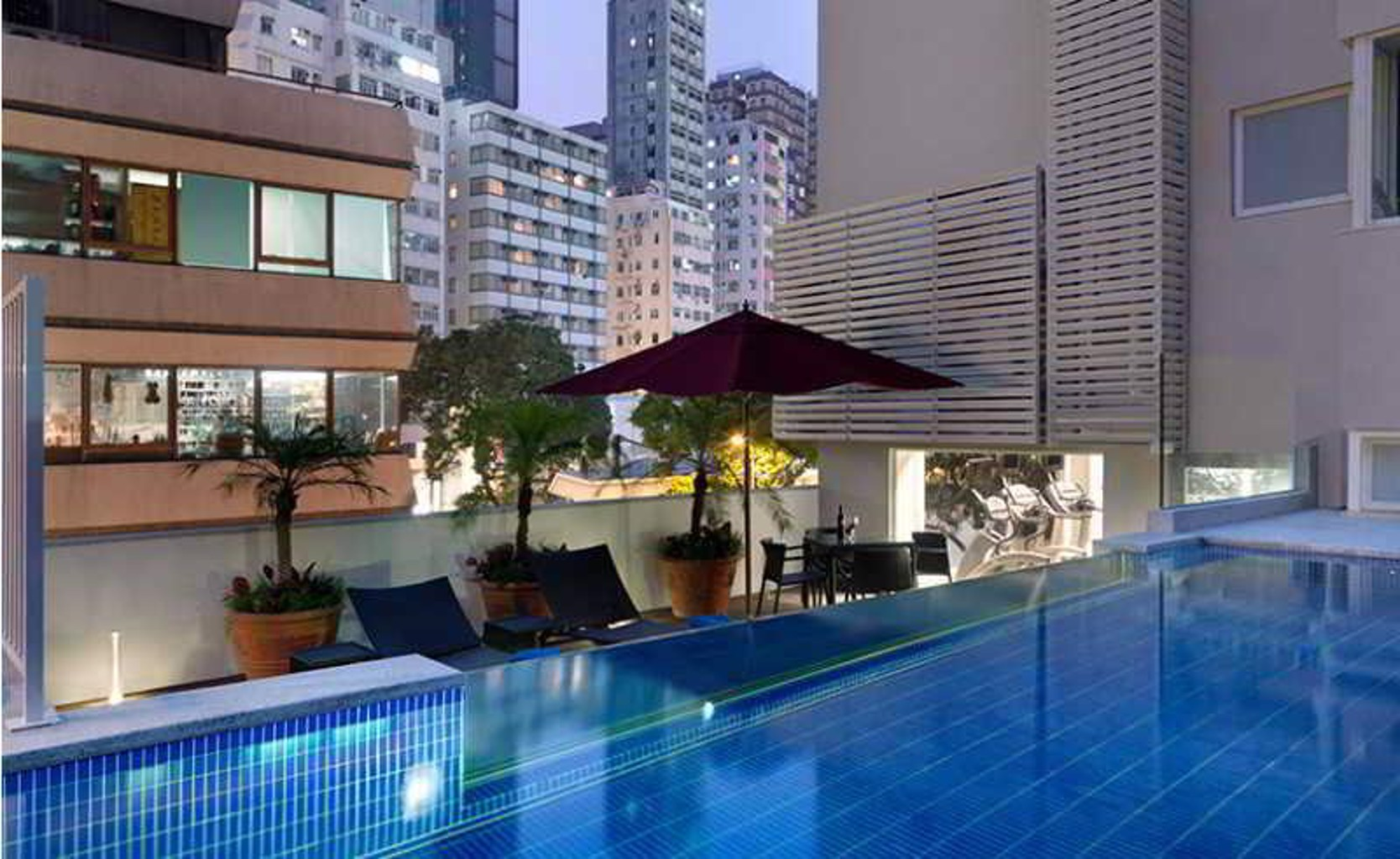 The Johnston Suites Hong Kong Serviced Apartments