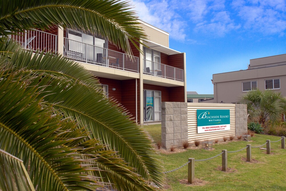 Gallery image of Beachside Resort Whitianga