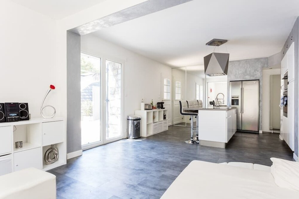 Air Rental Villa de luxe