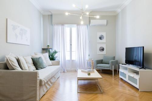 Acropolis Heart 1BD Apartment in Plaka by UPSTREET