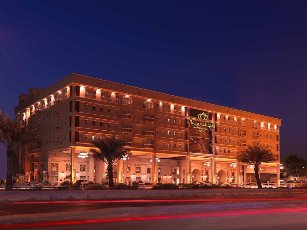 Amjad Royal Suites Hotel Jeddah