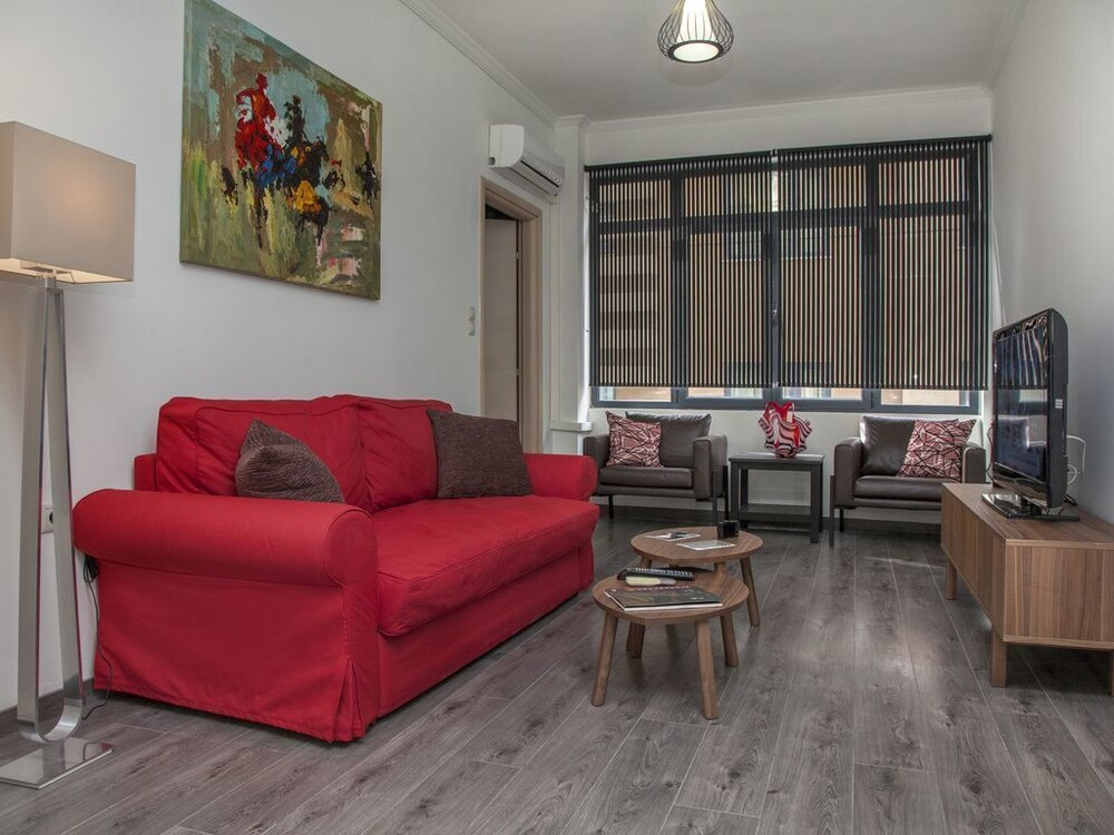 Superb Flat Close to Ancient Agora by GHH