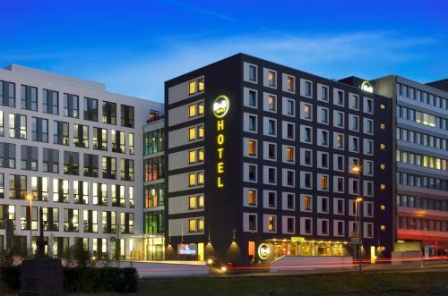 B&B Hotel Düsseldorf City