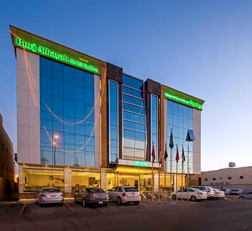Burj Alhayah Hotel Suites Alfalah