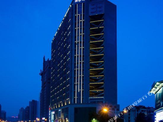 Shangzhongxin Business Suite Apartment