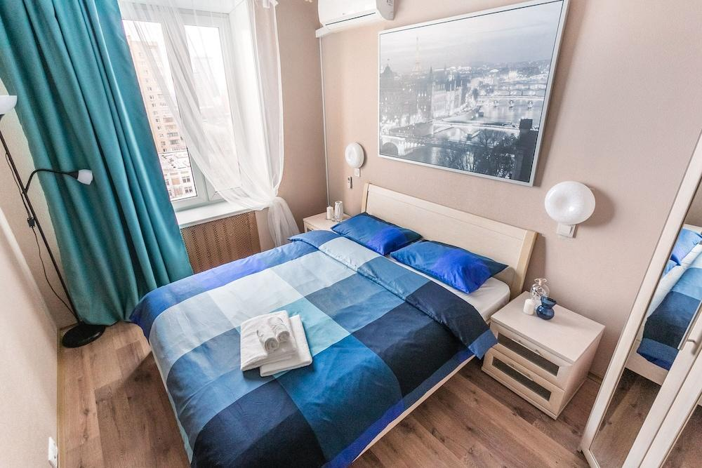 Le Tenant Krasnaya Presnya Apartments
