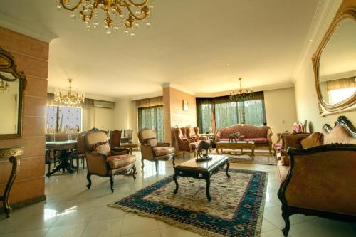 Nasr City prestigious and chic apartment