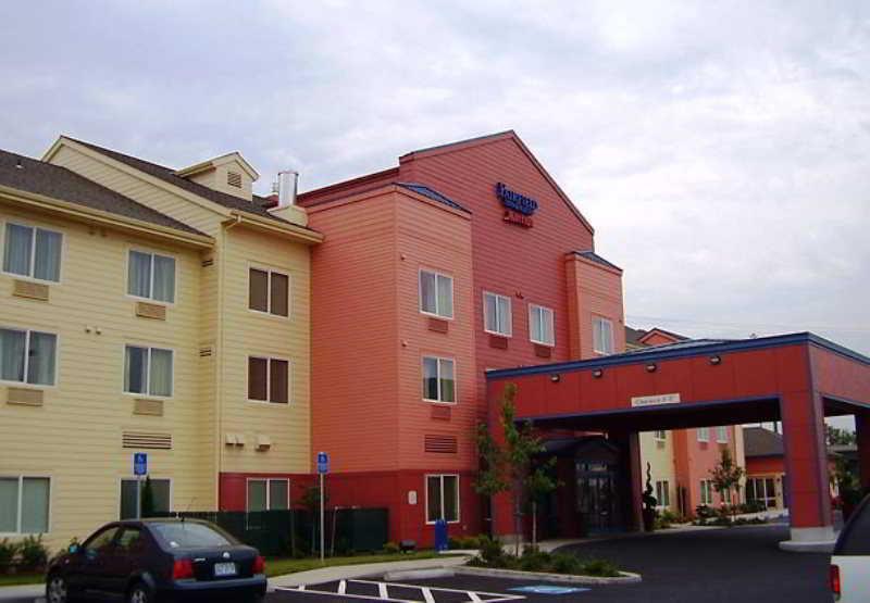 Fairfield Inn And Suites Portland North