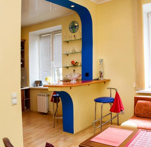 Apartment On Kommunisticheskaya 32