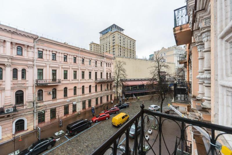 Kiev Accommodation Apartments On Horodetskogo Str