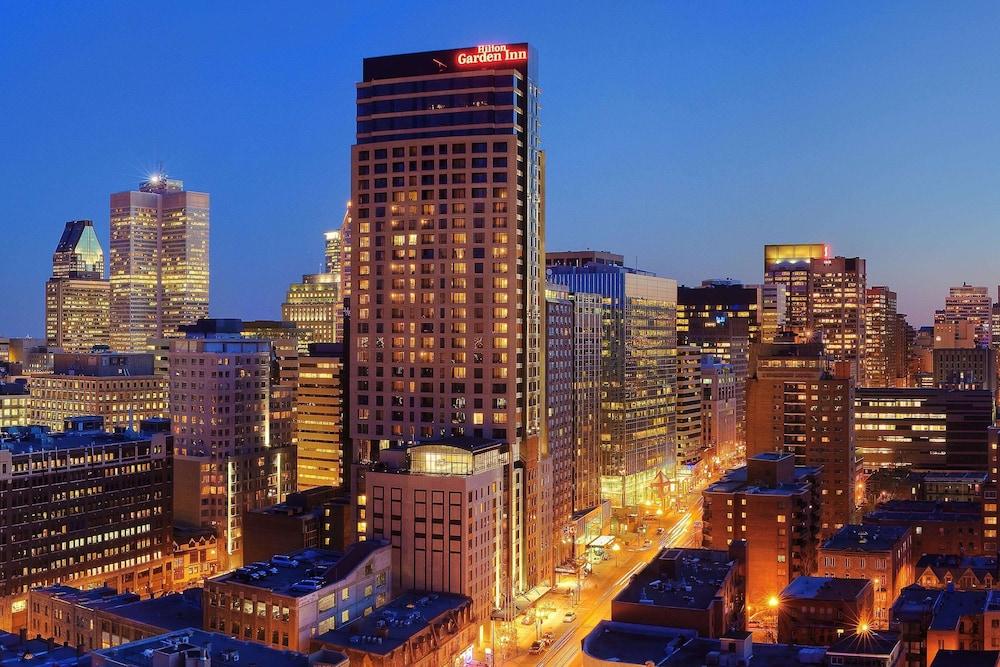 Hilton Garden Inn Montreal Centre Ville