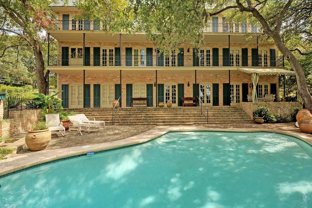 Enchanting Lake Austin House by RedAwning