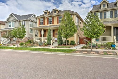 Newly Built Denver Apartment by Park in Stapleton