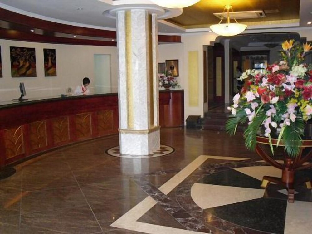 GreenTree Inn Changshu Haiyu South Road Business H