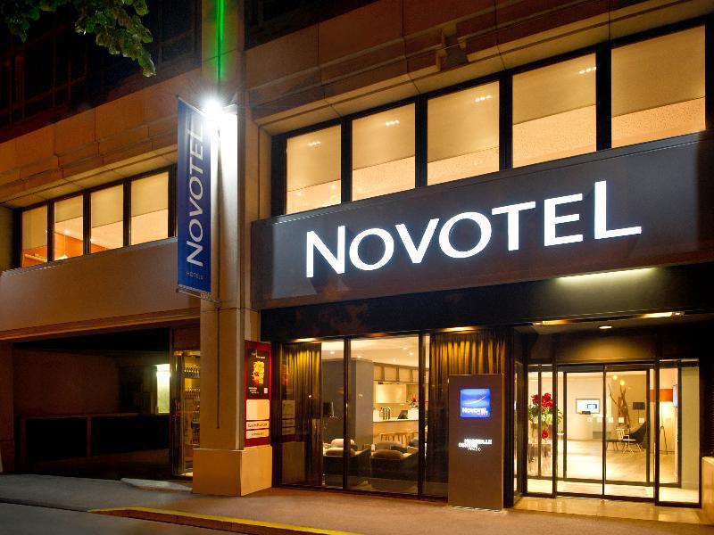 Novotel Marseille Centre Prado