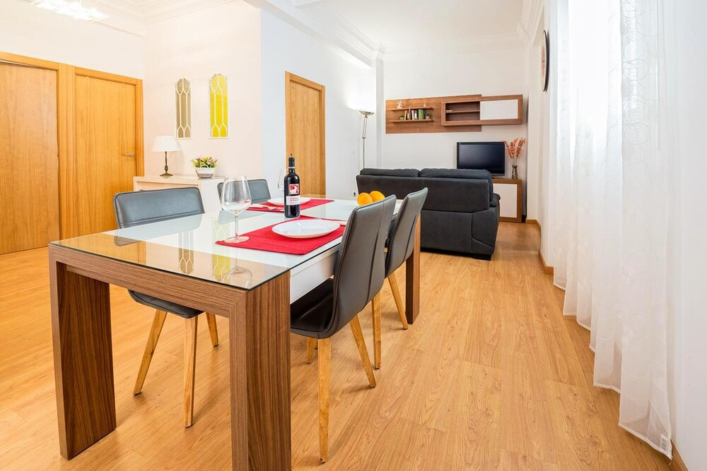 Apartment With 3 Bedrooms in València With Wifi 700 m From the Beach