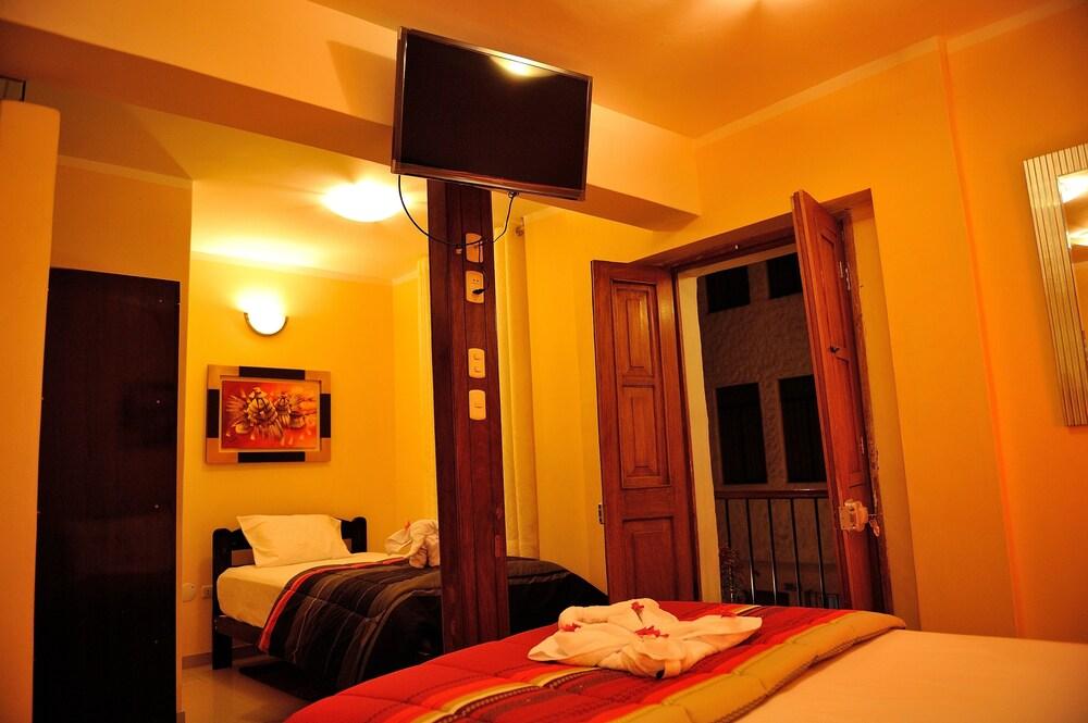Tambo del Solar Hotel