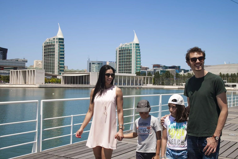 Apartments Oriente Duplex by apt in lisbon Parque das Nações