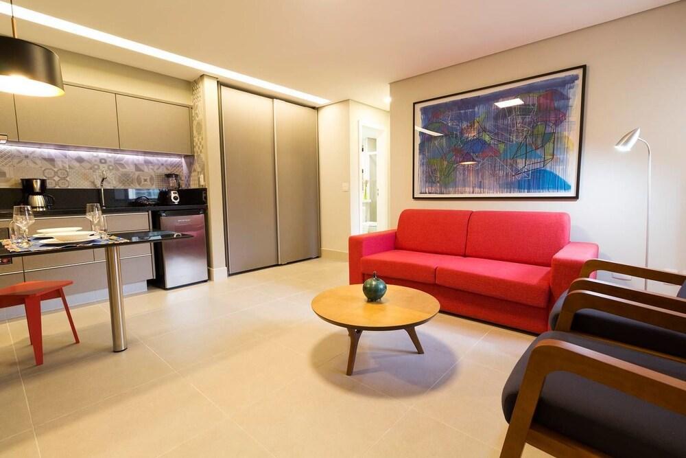 Lr1002 Top Notch Stay by Av. Paulista
