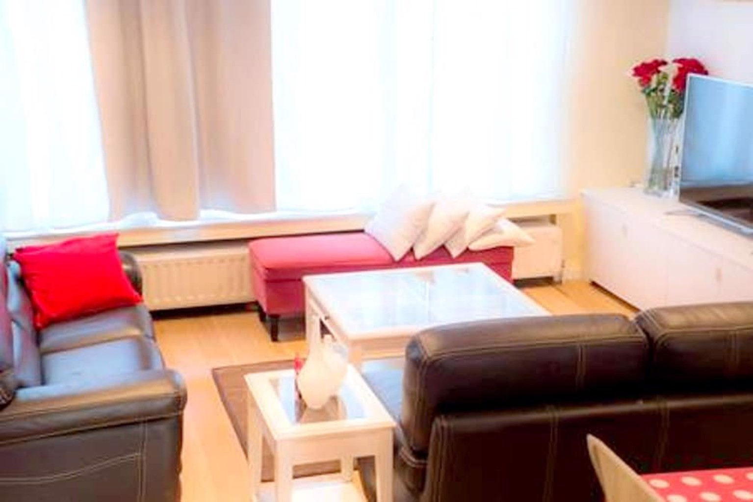 House With 3 Bedrooms in Jette With Wonderful City View and Wifi