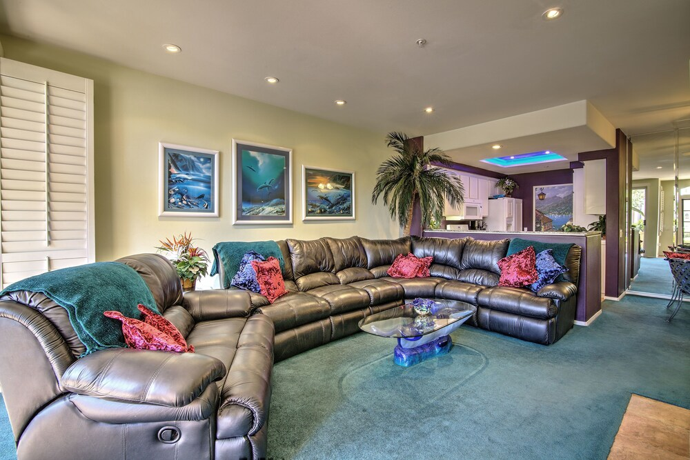 Long Term Garden Condo in Irvine by RedAwning