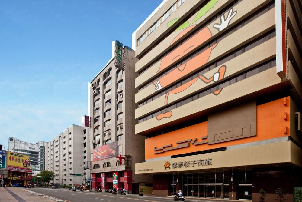 Orange Hotel Taichung Park