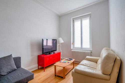 Nice apartment 10 personnes Gare from Strasbourg
