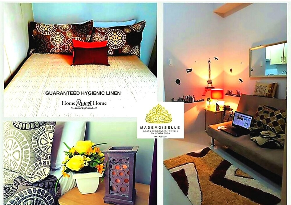 Gallery image of Grass Residence SM North Condotel by Mademoiselle