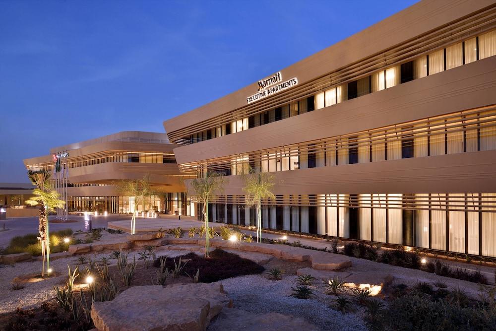 Riyadh Diplomatic Quarter Marriott Executive Apartments
