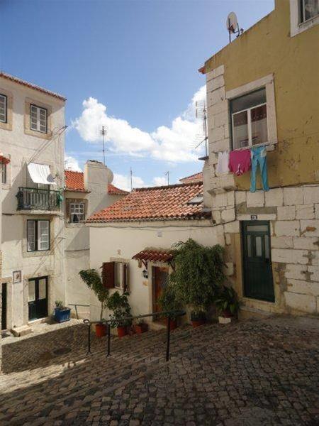 Lisbon Alfama Santa Luzia Apartments