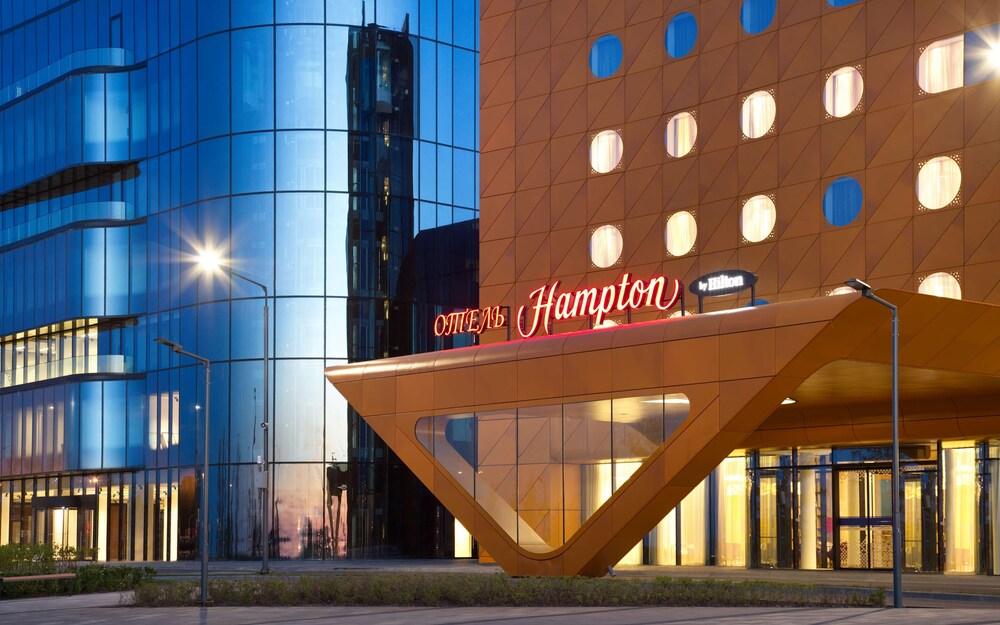 Hampton by Hilton Saint Petersburg ExpoForum