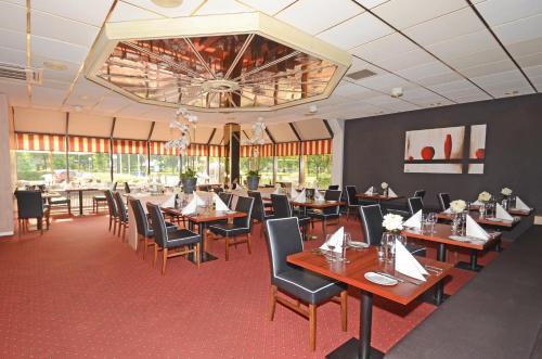 Fletcher Hotel restaurant Langewold