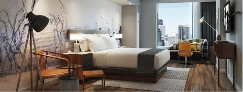 The Sound Hotel Seattle Belltown Tapestry Collection by Hilton