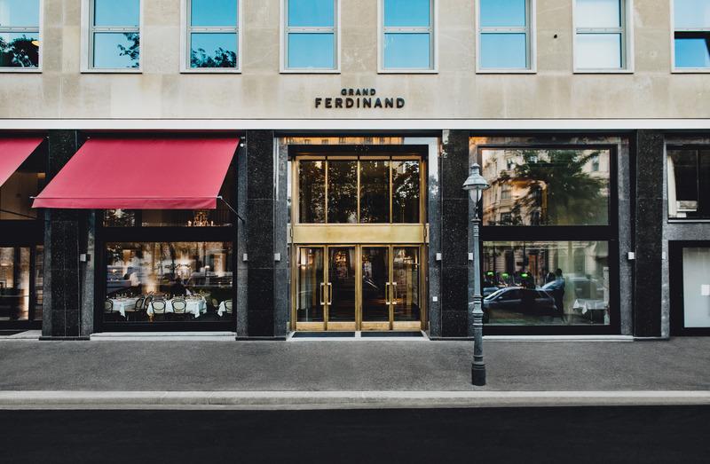 Grand Ferdinand (گرند فردیناند) General view