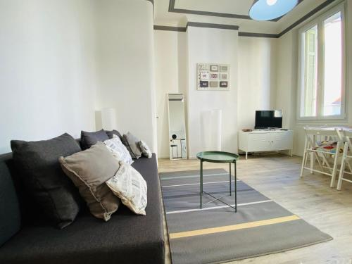 Appartement Cosy 4 personnes rue Terrusse