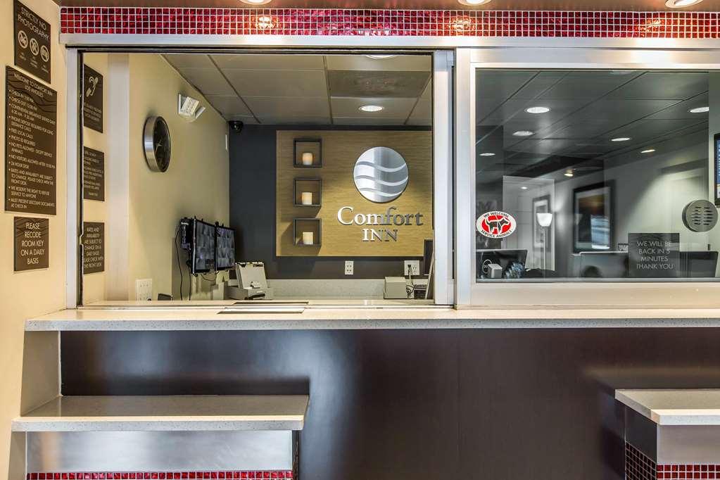 Gallery image of Comfort Inn Los Angeles near Hollywood