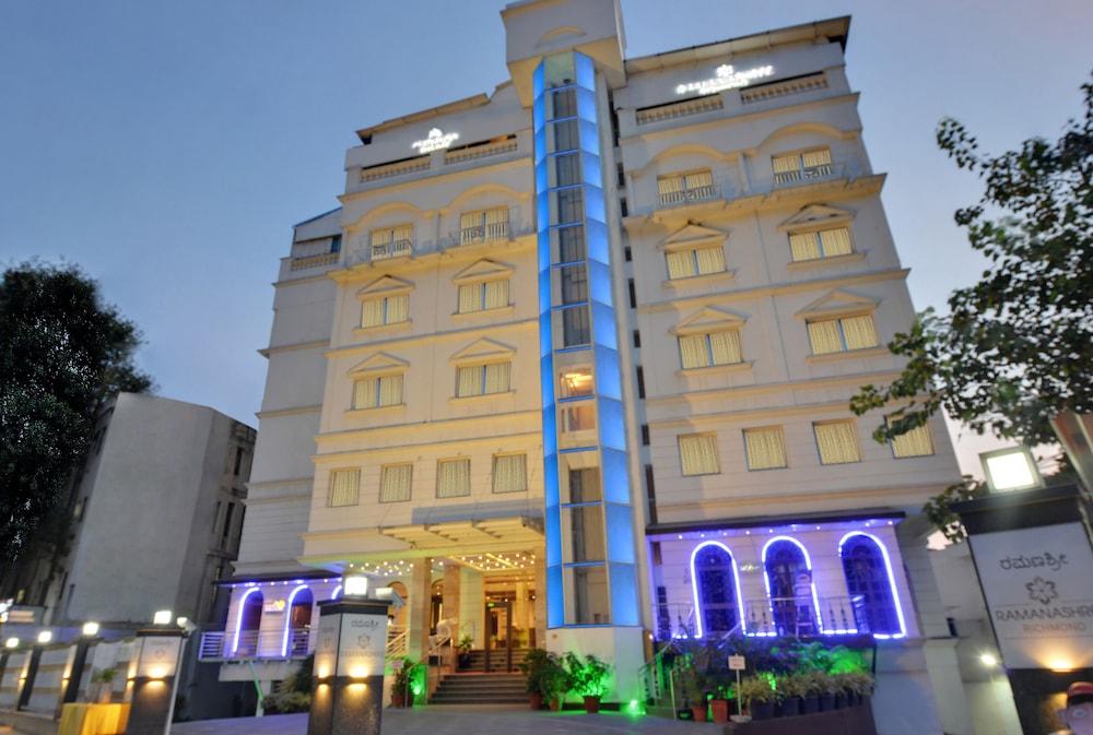 Ramanashree Richmond Circle Bangalore