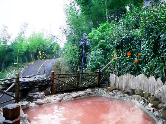 Gallery image of Weishan Mountain Hot Spring Villa
