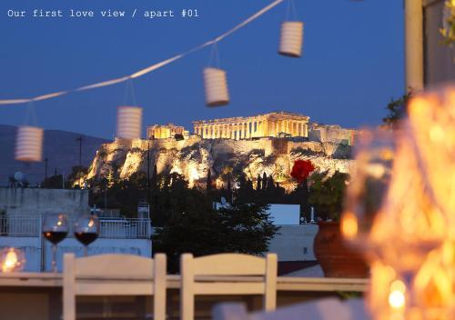 Live in Athens THISEIO Residencies