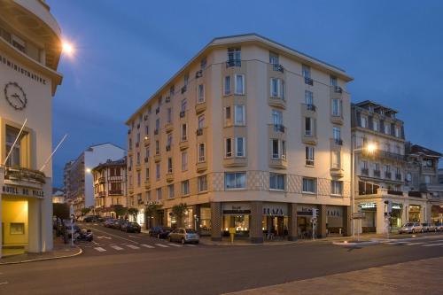 Mercure Biarritz Centre Plaza