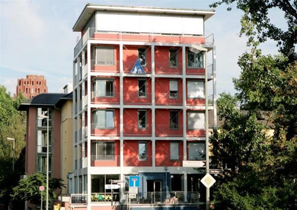 Jugendherberge Frankfurt Haus Der Jugend